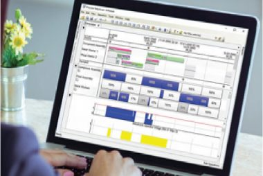 APS (Advanced Planning and Scheduling) solution from the Siemens PLM portfolio
