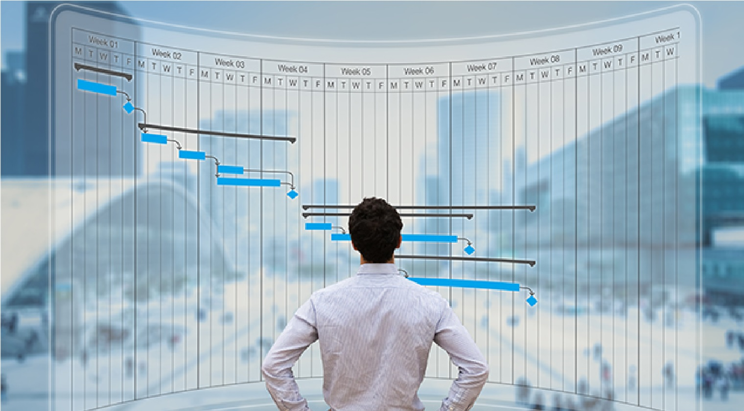 MES (Manufacturing Execution Systems) решения за оперативно управление на производството